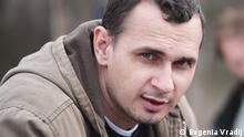 Am Set von Gamer von Oleg Sentsov