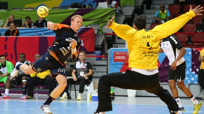 Super Globe World Handball Club Championship SG Flensburg-Handewitt Al-Sadd Club