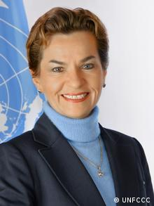 Christiana Figueres Executive Director UNFCCC