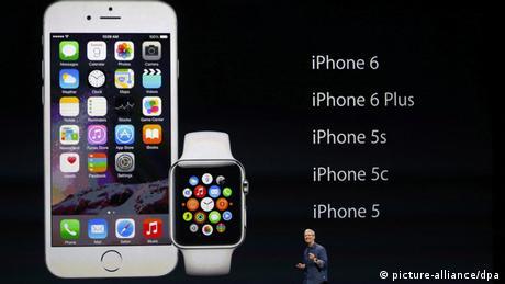 Bildergalerie iPhone 6