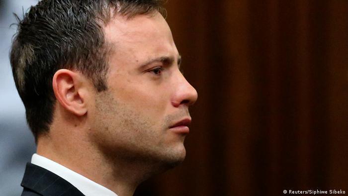 Oscar Pistorius Urteil 12.09.2014
