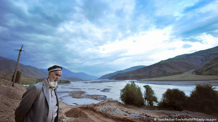 Tadschikistan Fluß Archiv 2009