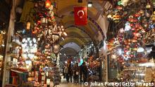Großer Bazaar in Istanbul (Julian Finney/Getty Images)