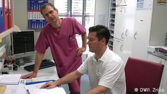 Na novom radnom mjestu u klinici Dahme-Spreewald