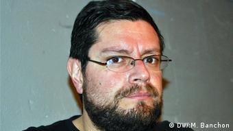 Pablo Sánchez De Francesch, Direktor der NGO Grufides