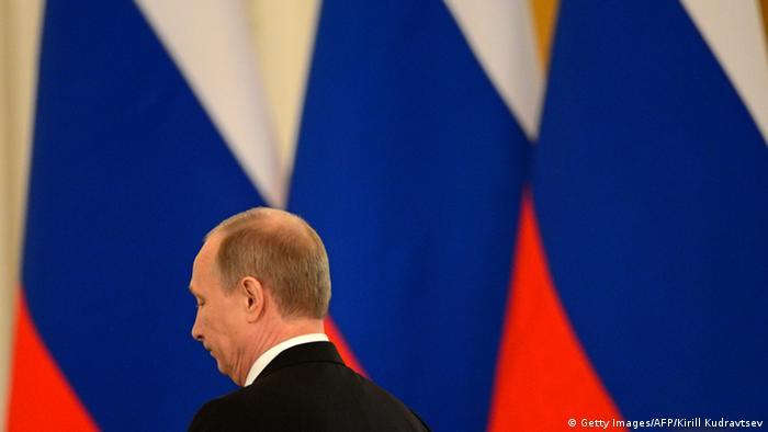 Wladimir Putin, Präsident Russland (Foto: Getty Images)