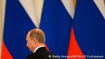 Analistas sostienen que Putin contaba de antemano con que celebraría el fin de la Segunda Guerra Mundial relativamente aislado.