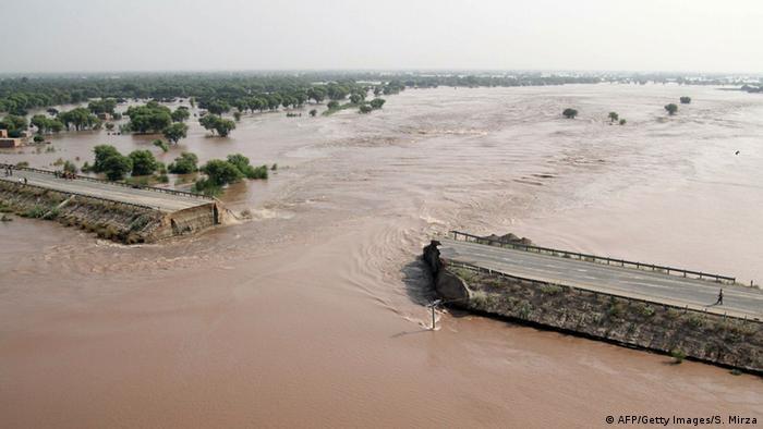 Pakistan Überschwemmung 12.09.2014