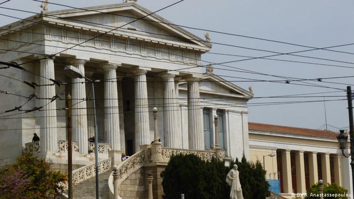Griechenland Athen Land und Leute