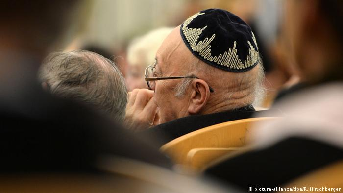Symbolbild Judentum (picture-alliance/dpa/R. Hirschberger)