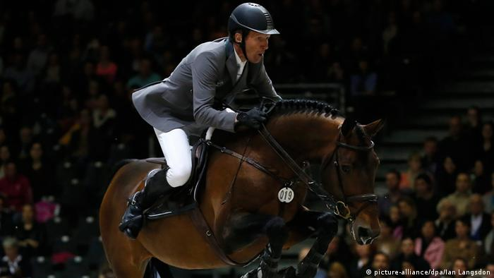 Longines FEI World Cup in Lyon Ludger Beerbaum
