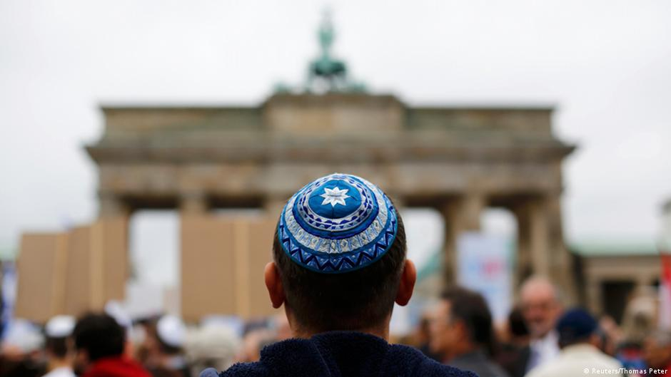 Germany averaged four anti-Semitic crimes per day in 2017, report says | News | DW | 11.02.2018