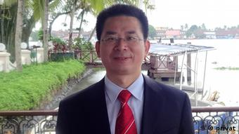 Dr. Liu Zongyi, Research Fellow at the Institute for World Economic Studies and Centre for Asia-Pacific Studies at the Shanghai Institutes for International Studies (SIIS).