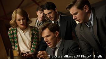 A scene from 'The Imitation Game'