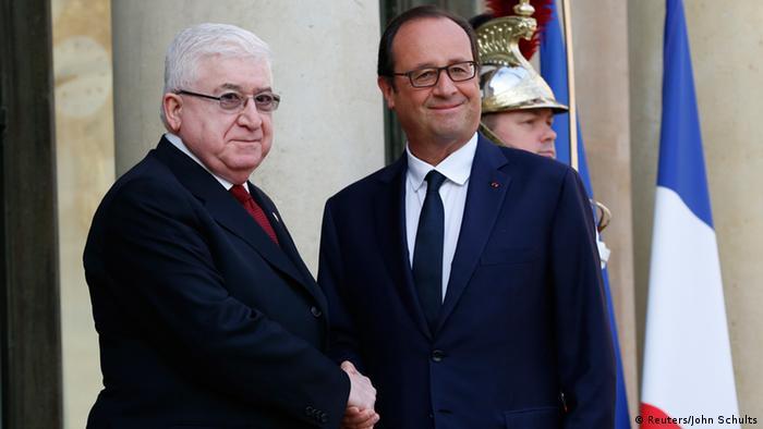 Konferenz in Paris sucht Wege im Kampf gegen IS-Terror 15.09.2014