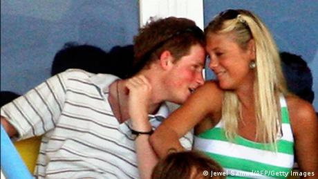 Prinz Harry und Chelsy Davy (Jewel Samad/AFP/Getty Images)