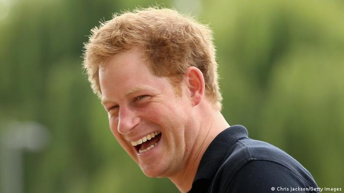 Prince Harry (Chris Jackson/Getty Images)