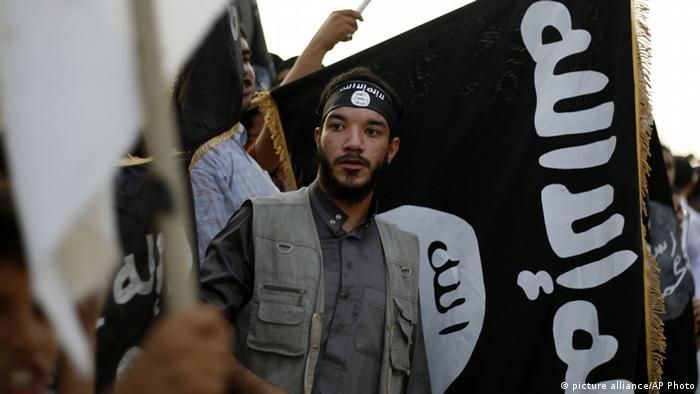 Islamische Ansar al-Sharia Brigaden Libyen