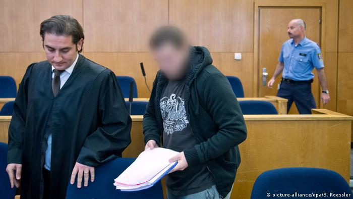 Terrorprozess gegen Syrien-Rückkehrer in Frankfurt (IS)