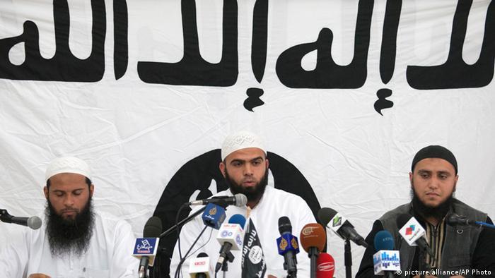 Ansar al-Sharia Salafistengruppe in Tunesien