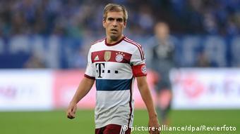 Kapiteni i FC Bajern Philipp Lahm deshiron ta mundë Realin e Madridit