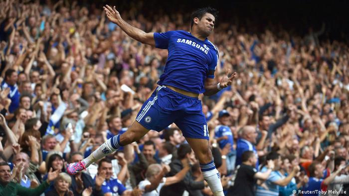 Fußball Chelsea Diego Costa (Reuter/Toby Melville)