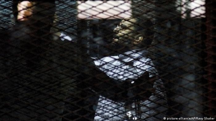 Freilassung ägyptischer Blogger Alaa Abdel-Fattah