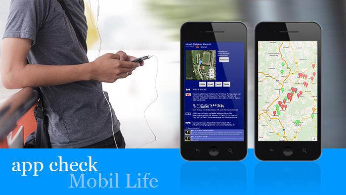 App Check Mobil Life