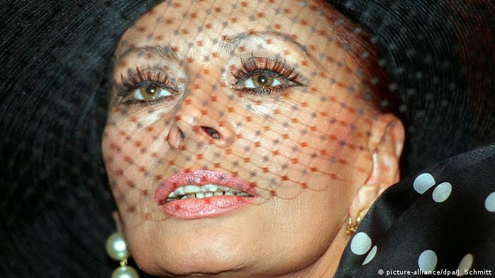 Sophia Loren in 1994 (picture-alliance/dpa/J. Schmitt)
