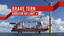 09.2014 DW Made in Germany Brave Tern (Serienlogo deutsch)