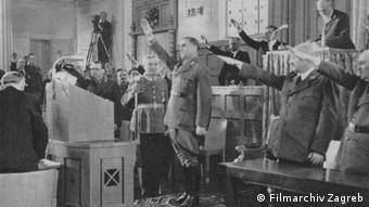 Hrvatski parlament 1941.