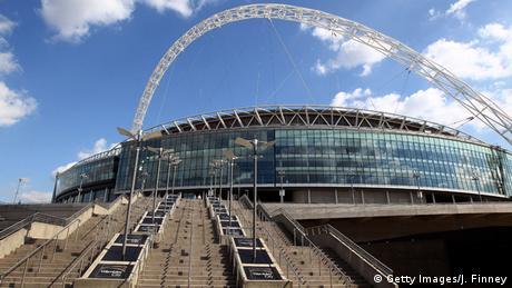Το νέο γήπεδο του Γουέμπλεϊ στο Λονδίνο