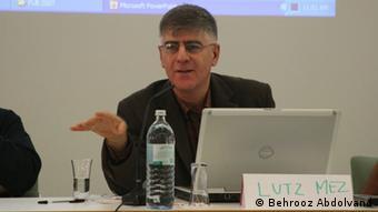 Politikwissenschaftler Behrooz Abdolvand (Foto:privat)