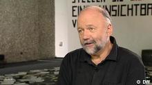 Deutsche Welle TV Interview mit dem Schriftsteller Andrey Kurkov aus der Ukraine
