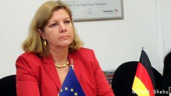 Pristina Feier Kooperation Deutschland Kosovo 2014