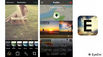 Screenshot EyeEm
