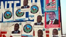 Bildergalerie Wahlkampf 2014 Mosambik