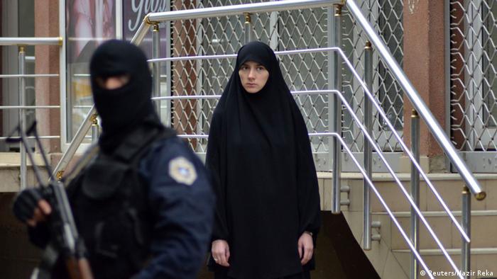 Imam von Großer Moschee in Prishtina festgenommen