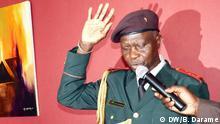 Biague Na N´tan, Generalstabschef der Armee aus Guinea-Bissau
