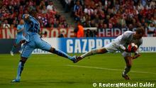 UEFA Champions League Bayern München vs. Manchester City