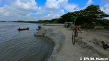 Bangladesh Bodenerosion Fluss Padma
