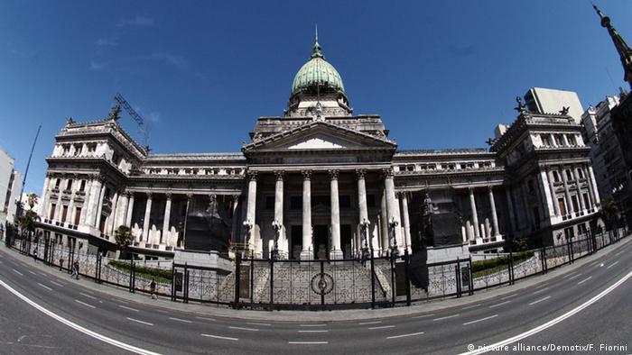 Kongress in Buenos Aires, Argentinien (picture alliance/Demotix/F. Fiorini)