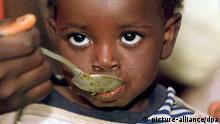 Symbolbild Sierra Leone Hunger