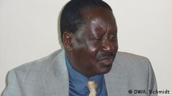 DW-Interview Raila Odinga