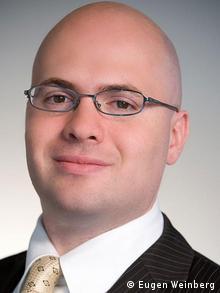 Глава аналитического управления Commerzbank по сырьевым рынкам Евгений Вайнберг