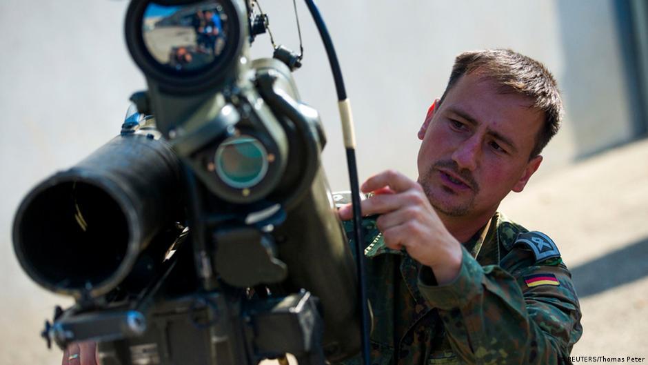 """جنود ألمان قريبا في العراق للمساعدة في قتال """"داعش""""   DW   11.12.2014"""