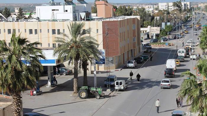 Kasserine, Tunesien