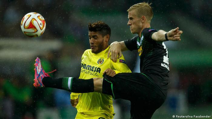 Europa League Borussia Mönchengladbach FC Villarreal