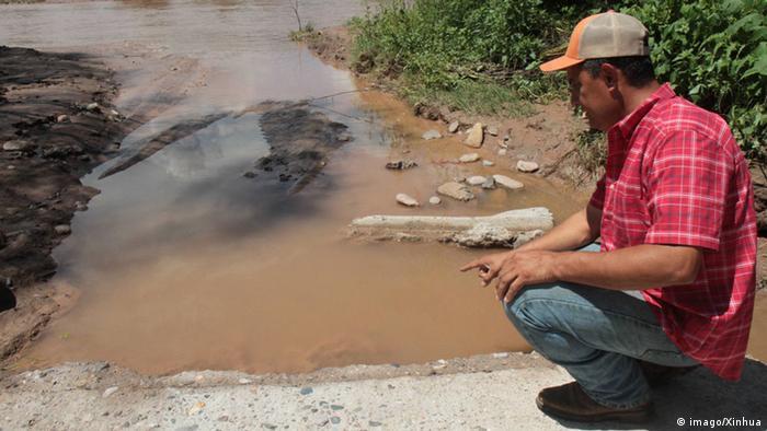 El río Sonora, en el norteño estado del mismo nombre, también está muerto, en este caso, por la actividad minera.