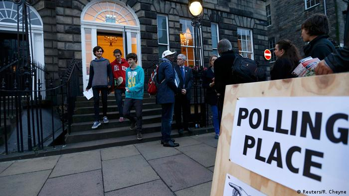 2014 Scottish independence referendum (Reuters/R. Cheyne)